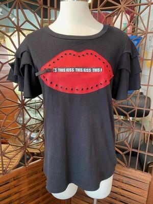 Modern This Kiss Shirt