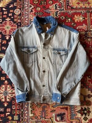 Vintage Two Toned Denim Jacket