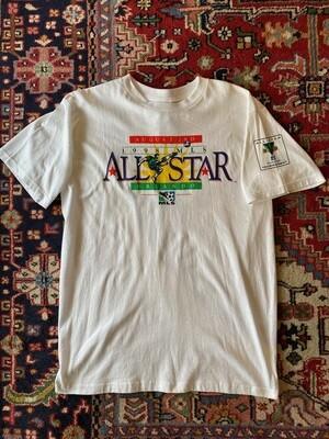 Vintage 1998 MLS Adidas T-Shirt