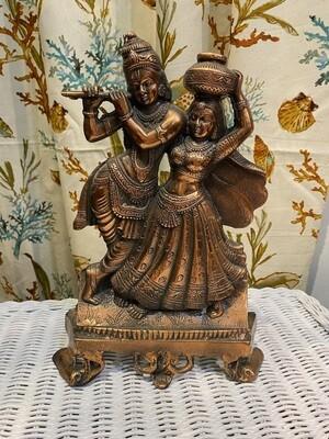 Copper Persian Couple