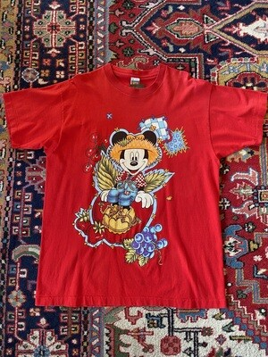 Vintage Farmer Mickey T-Shirt