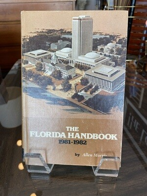 Vintage The Florida Handbook 1981 - 1982