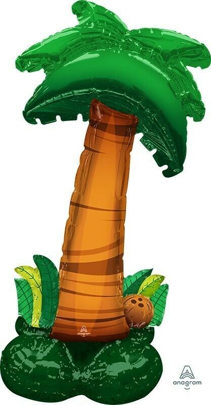 Air Balloon Large Palm Tree
