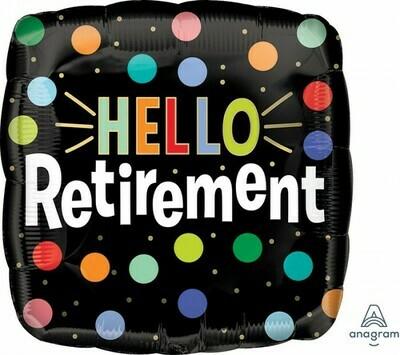 Standard Hello Retirement S40