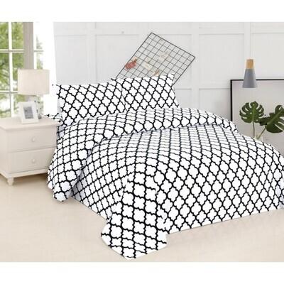 1800 Series Comfort Plus Printed Sheet set