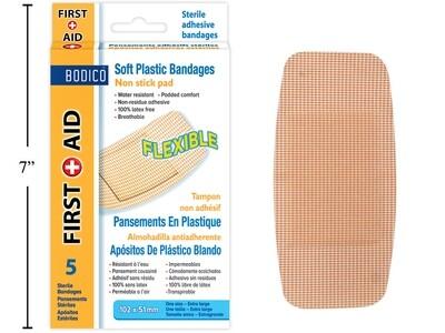 Bodico Plastic Adhesive Bandage