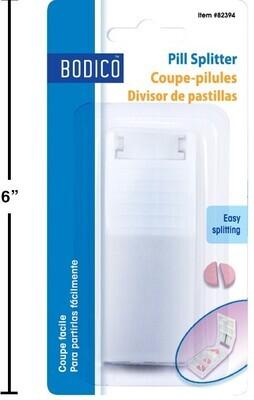 Bodico Pill Splitter Storage Box