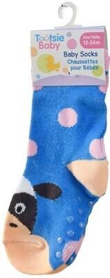 Tootsie Baby, Girls Socks, 12-24m