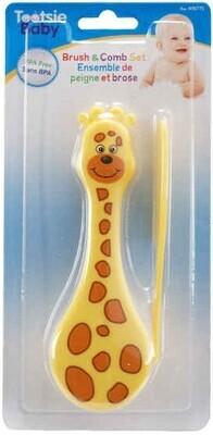 Tootsie Baby, Baby Brush & Comb Set