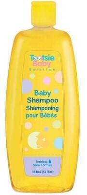 Tootsie Baby, 354mL (12oz) Baby Shampoo -Tearless