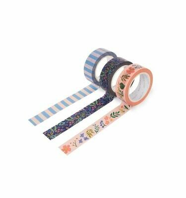 Tapestry Washi Paper Tape Set/3