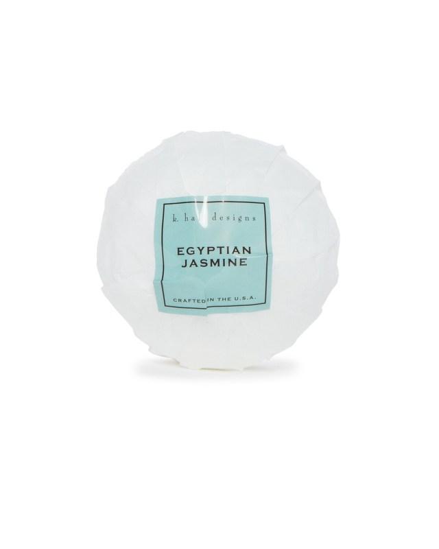 Egyptian Jasmine Bath Bomb