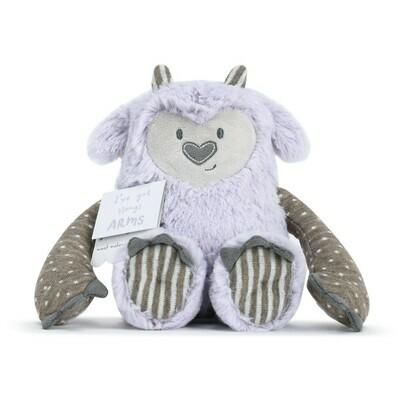 Purple 'Hugs' Growl Pal