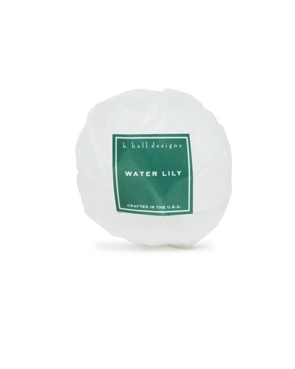 Water Lily Bath Bomb