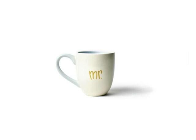 Ecru Mr. Mug