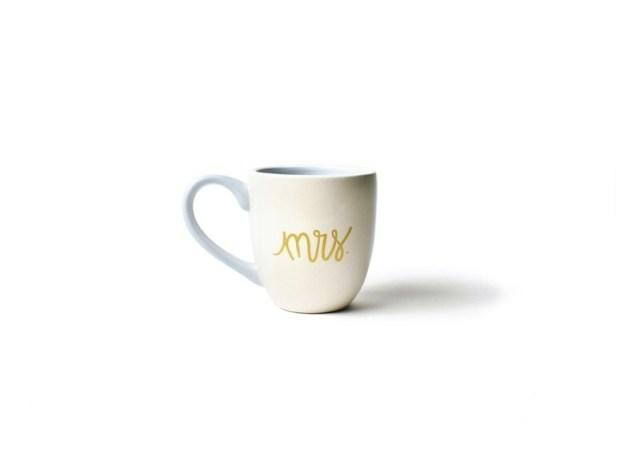 Ecru Mrs. Mug