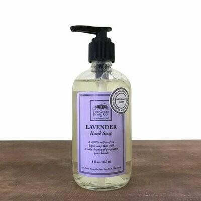 Lavender Hand Soap 8 Oz.