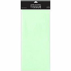 Mint Tissue Paper