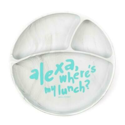 Alexa Sectioned Plate