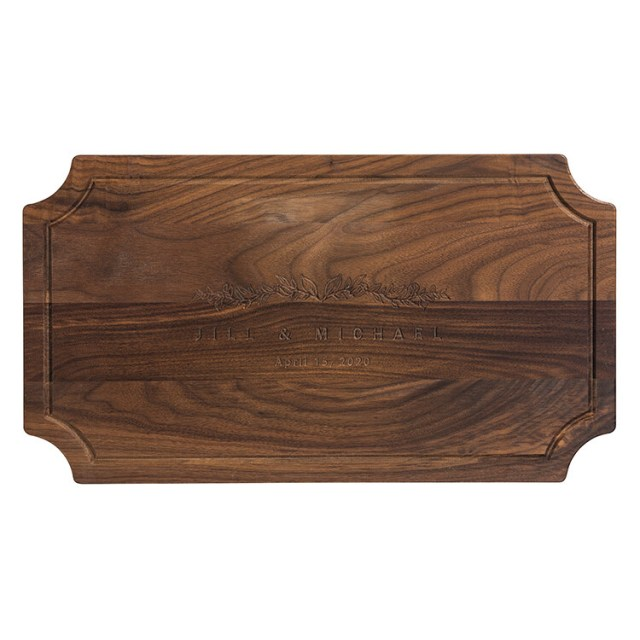 Walnut Rectangle Serving Board