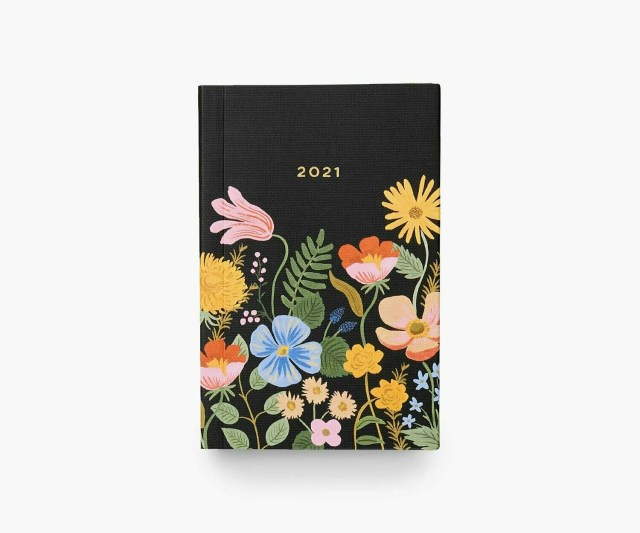 2021 Strawberry Fields 12 Month Pocket Planner