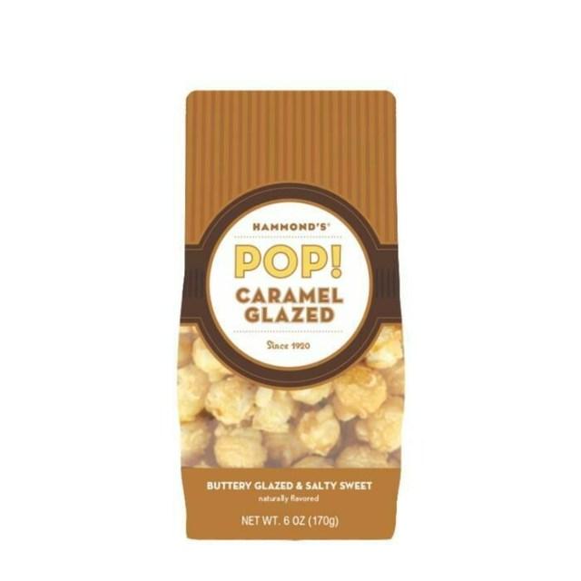Natural Caramel Corn Popcorn