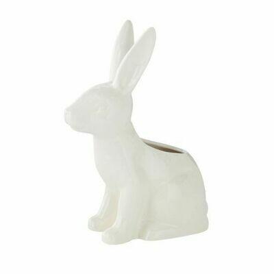 Garden Bunny Planter