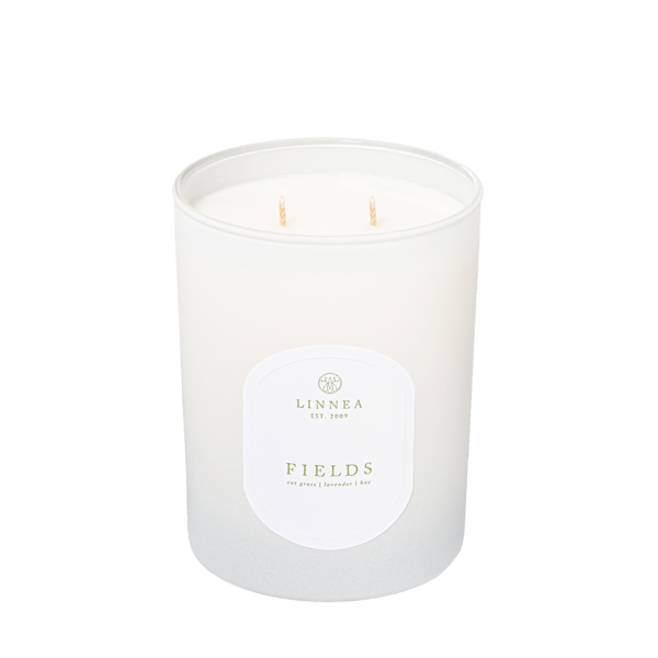 Fields 2-Wick Candle