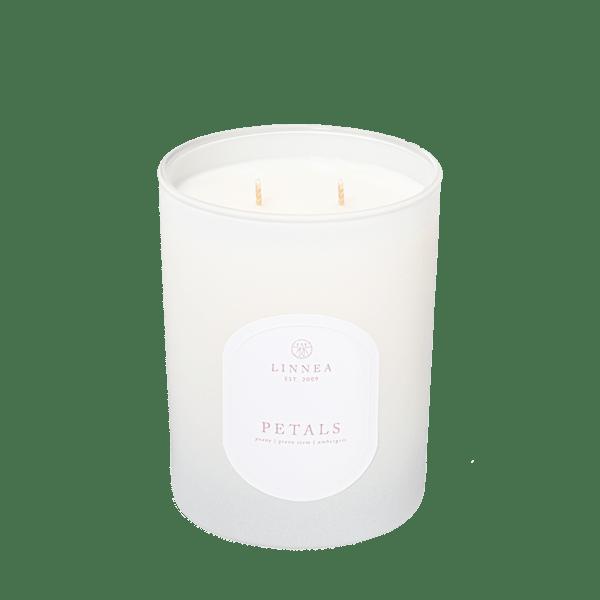 Petals 2-Wick Candle