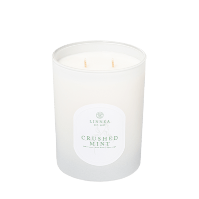 Crushed Mint 2-Wick Candle