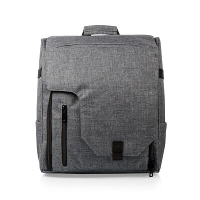 Commuter Cooler Backpack Heather Gray