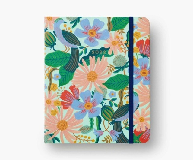 2022 Dovecote 17 Month Covered Spiral Planner