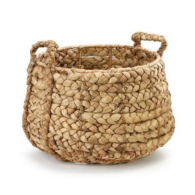 Braided Handled Basket Large