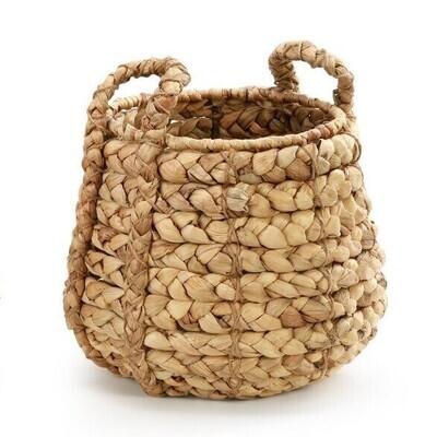 Braided Handled Basket Small