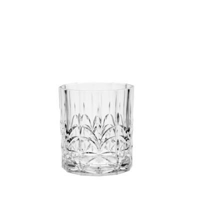 Royals Clear Acrylic DOF Glass