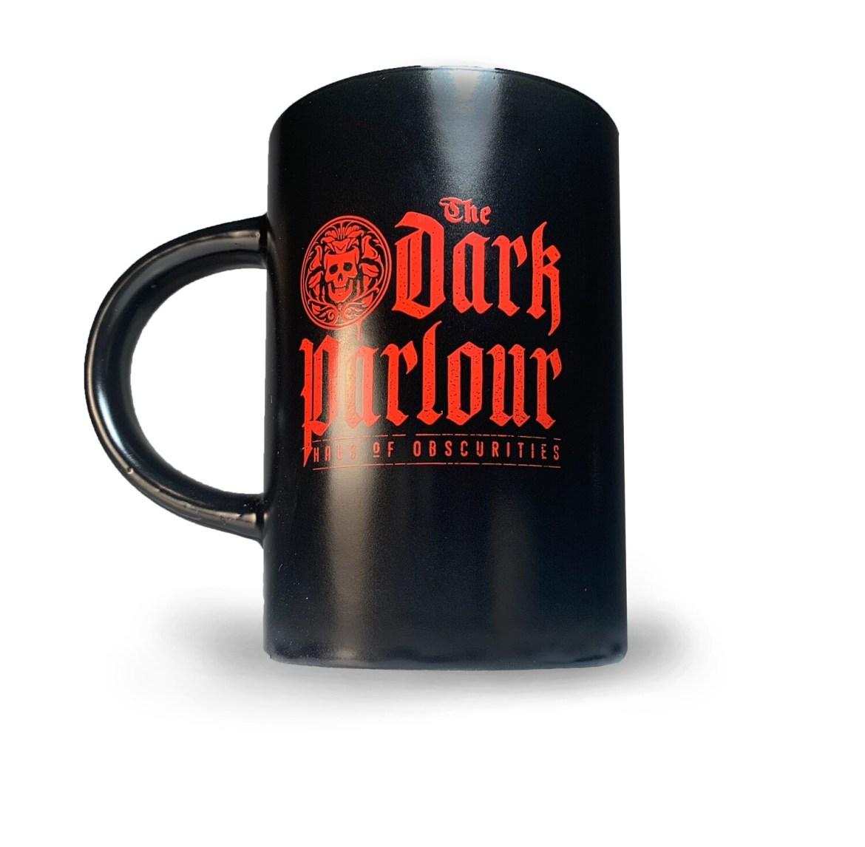 Ceramic Coffee Mug - Red Logo