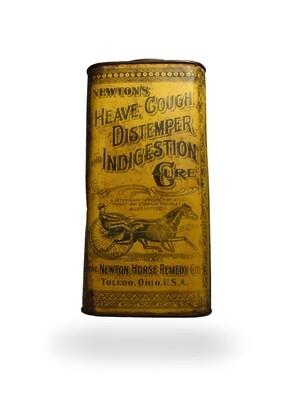 Newton's Horse Remedy Co. Heave Cure (Veterinary)