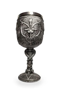 Baphomet Chalice Cup 6''
