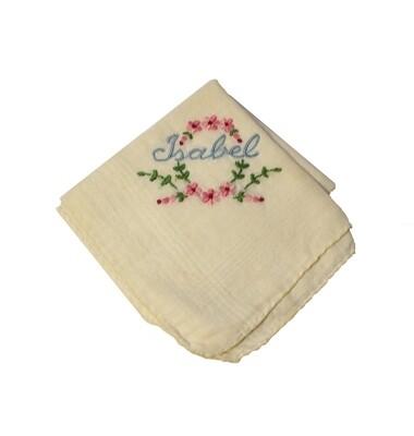 Isabel Handkerchief Set of 3