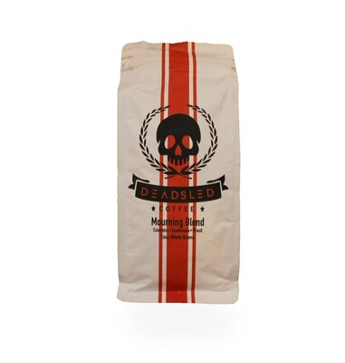 Dead Sled Coffee - Mourning Blend (Whole)