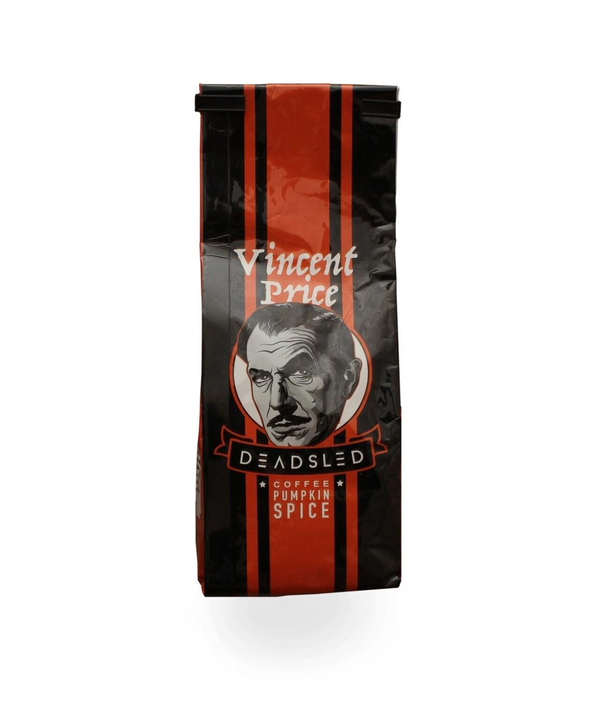 Dead Sled Vincent Price Pumpkin Spice