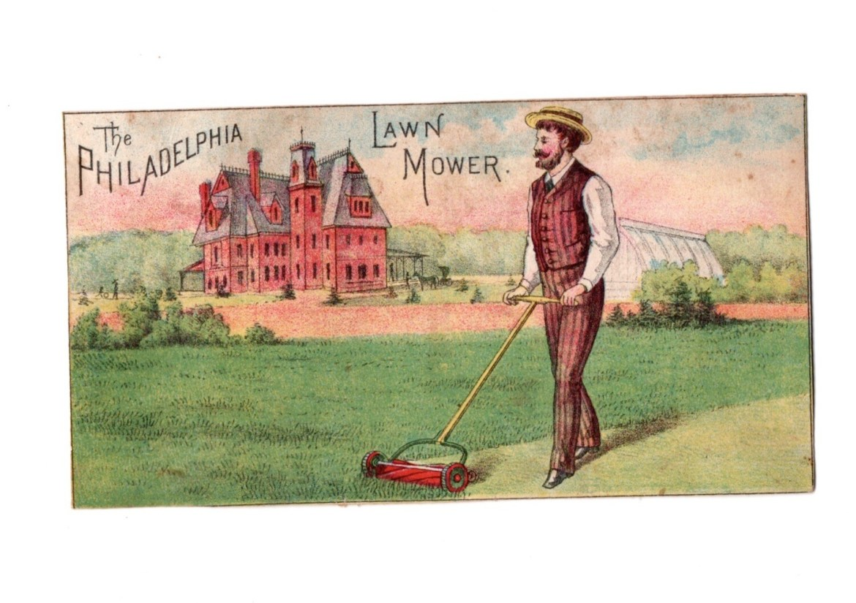 Philadelphia Lawn Mower Trade