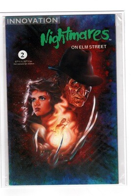 Nightmare on Elm Street #2 1991