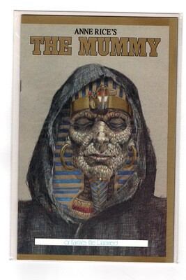 Anne Rice #1The Mummy 1990