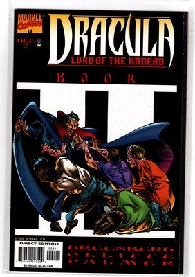 Dracula - Lord of the Undead Book 2 1998
