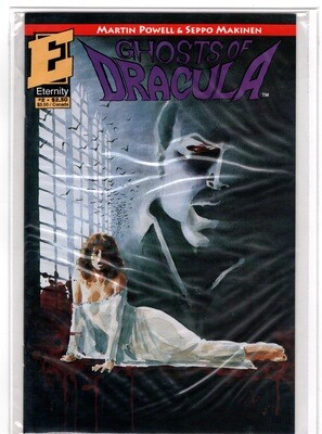 Ghosts of Dracula #2 1991