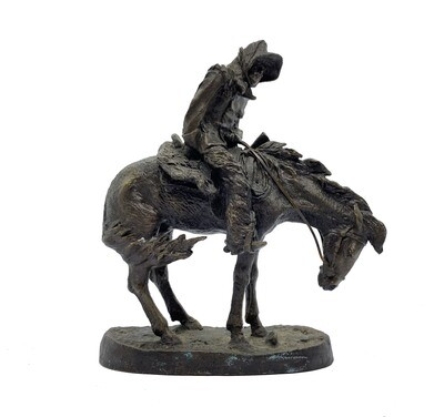 Frederick Remington Bronze