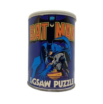 Batman Jigsaw Puzzle 1973
