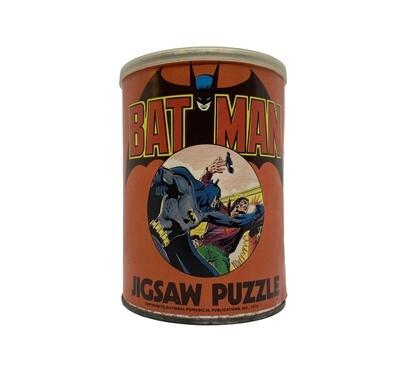 Batman Jigsaw Puzzle 1974