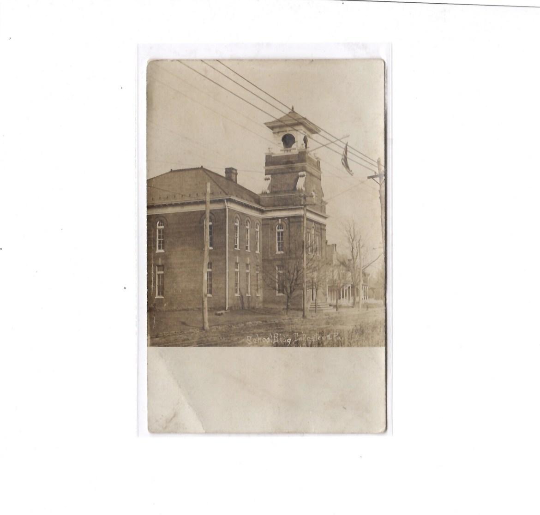 Dallastown School Building - Winter RPPC